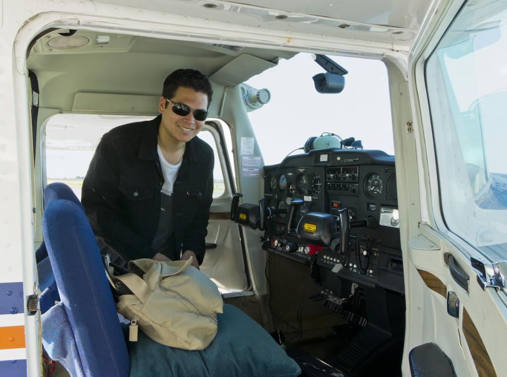 加拿大太平洋专业飞行培训中心 - 私人驾照 (PPL) - Pacific Professional Flight Centre