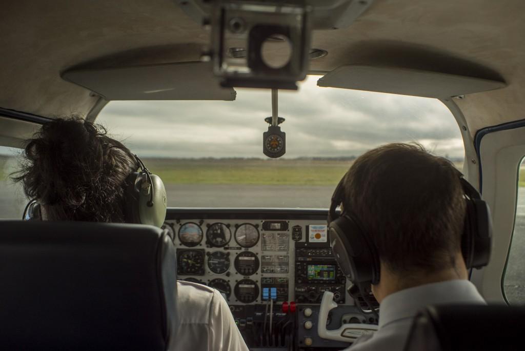 太平洋专业飞行培训中心(Pacific Professional Flight Centre)商业驾照课程。