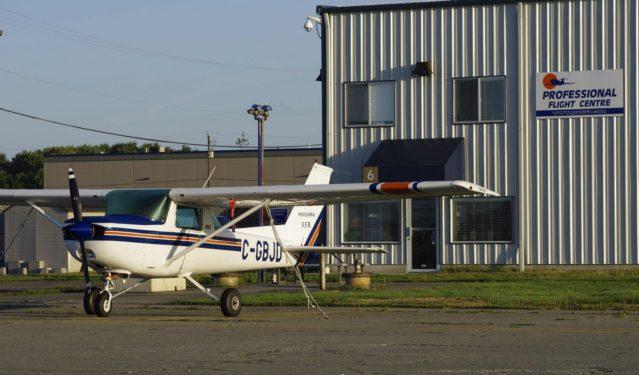 Cessna C-152 C-CBJD