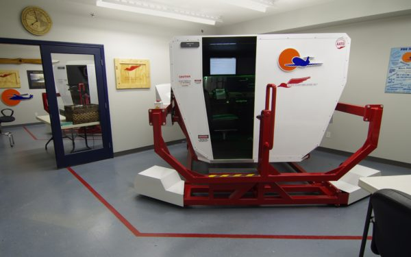 RedBird Full Motion IFR Simulator