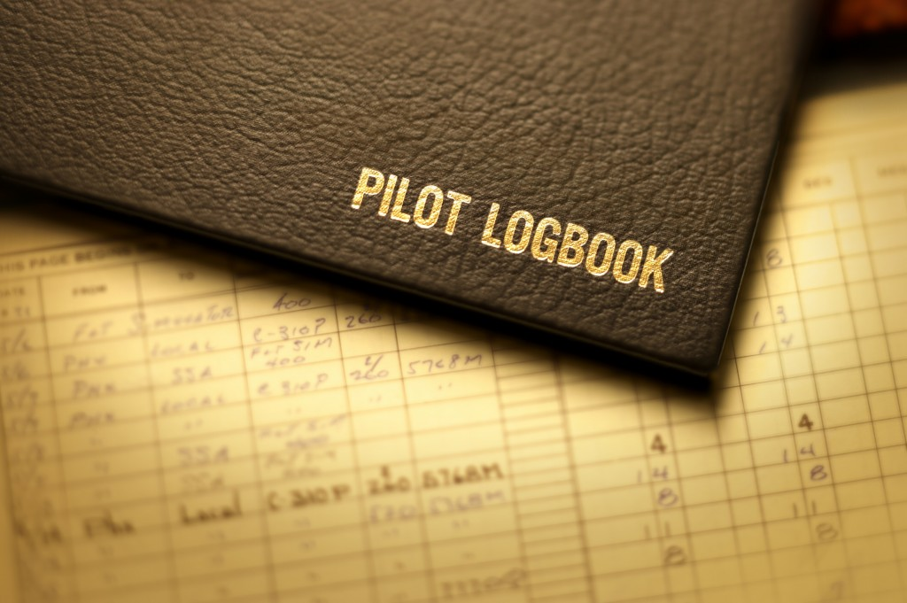 Pilot Log - Pacific Professional Flight Center | PPFC | PRO IFR