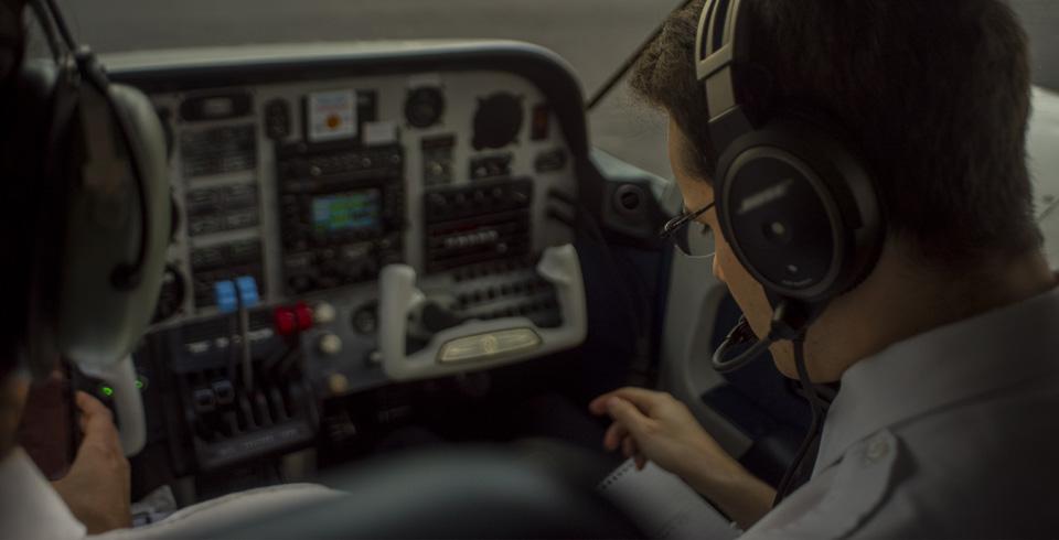 太平洋专业飞行培训中心(Pacific Professional Flight Centre)多发动机仪表飞行(Multi-IFR)