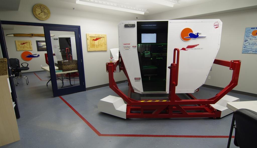 Redbird Simulators - Pacific Professional Flight Center | PPFC | PRO IFR