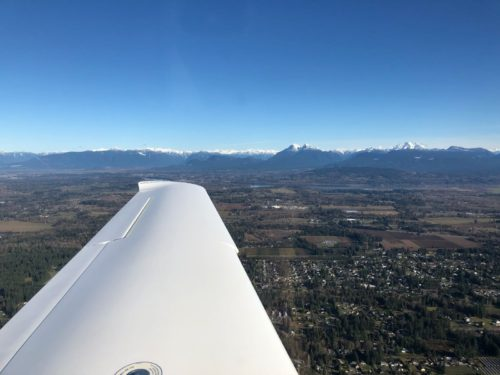 Cirrus SR-20 and Rocky Mountain