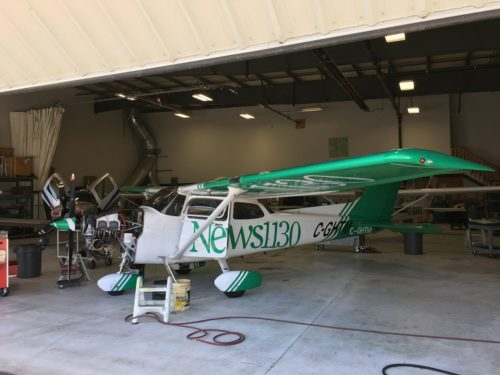 Pro Aircraft Maintenance Servicing News1130 Traffic Patrol