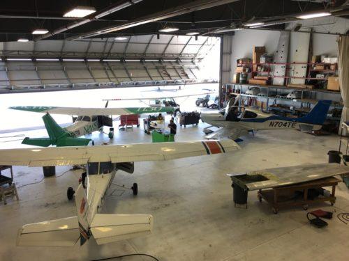 Pro Aircraft Maintenance Hangar