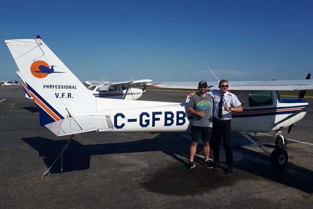 Professional Flight Centre in Vancouver Canada PPL | CPL