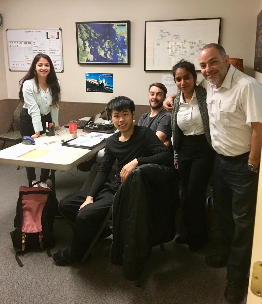 International Students | Professional Flight Center